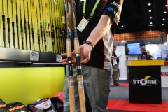 Storm Arashi Swimbait rod, spin and baitcaster, 12-24kg, 40-126gm cast weight, RRP $150