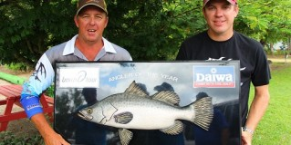 Team EJ Todd Dominate 2013 BARRA Tour