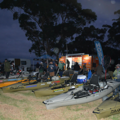 Daiwa-Hobie Lake Macquarie State Title- let the battle begin