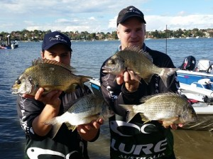 Round 4 Second Placegetters Team Pro Lure Australia