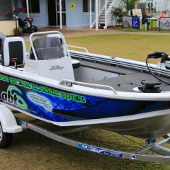 Bluefin/Mercury BREAM Classic Open – the prize package
