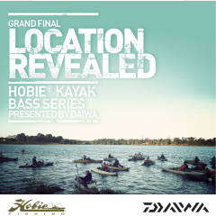Grand Final Location Revealed- Kayak BASS Series