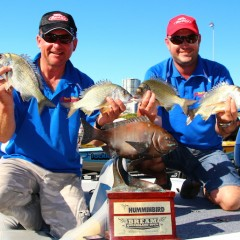 Power-Pole Micro Anchor sponsored by Hobie Fishing QLD BREAM Open- 4/6th September