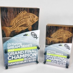 2014 13 Fishing BREAM Grand Final – Entries Closing Now