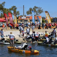 Final Report. Round 10 Gold Coast QLD. Hobie® Kayak Bream Series