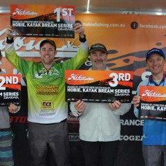 Crosbie and Allen qualify for the 5th Hobie Fishing World Championship in China