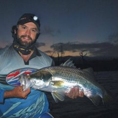 Zerek Teemburra Dam Evening Event (Zerek BARRA Tour R2)