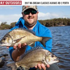 Getaway Outdoors WA Bream Classic Z-Man Round 2 Kayak Series Results