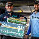 2017 Hobie® Kayak Bream Series- Pro Lure Round 7. St Georges Basin, NSW