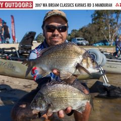 Getaway Outdoors WA Bream Kayak Classic Series- Round 3 Results