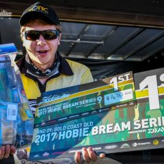 2017 Hobie® Kayak Bream Series- Strike Pro Round 9 (Gold Coast, QLD)