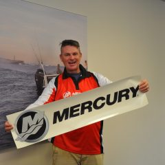 Fishing phenomenon Al McGlashan joins Mercury
