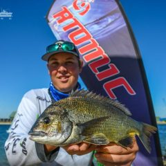 HOBIE KAYAK BREAM SERIES 9- Lowrance Round 4. Adelaide, South Australia.