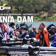 Storm BASS Australian Open | SWAG BAG