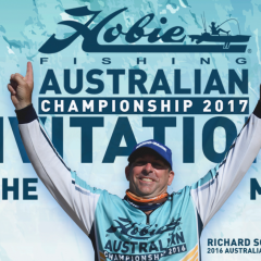 2017 Australian Championship Invitations Are On Their Way