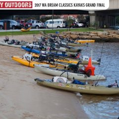 Getaway Outdoors WA Bream Classic Kayak Grand Final