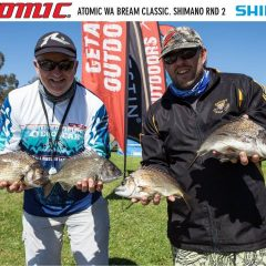Atomic WA Bream Classic Series Shimano Round 2
