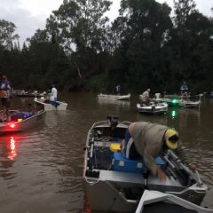 Casino Outdoors BASS Electric Series- R1 Richmond River