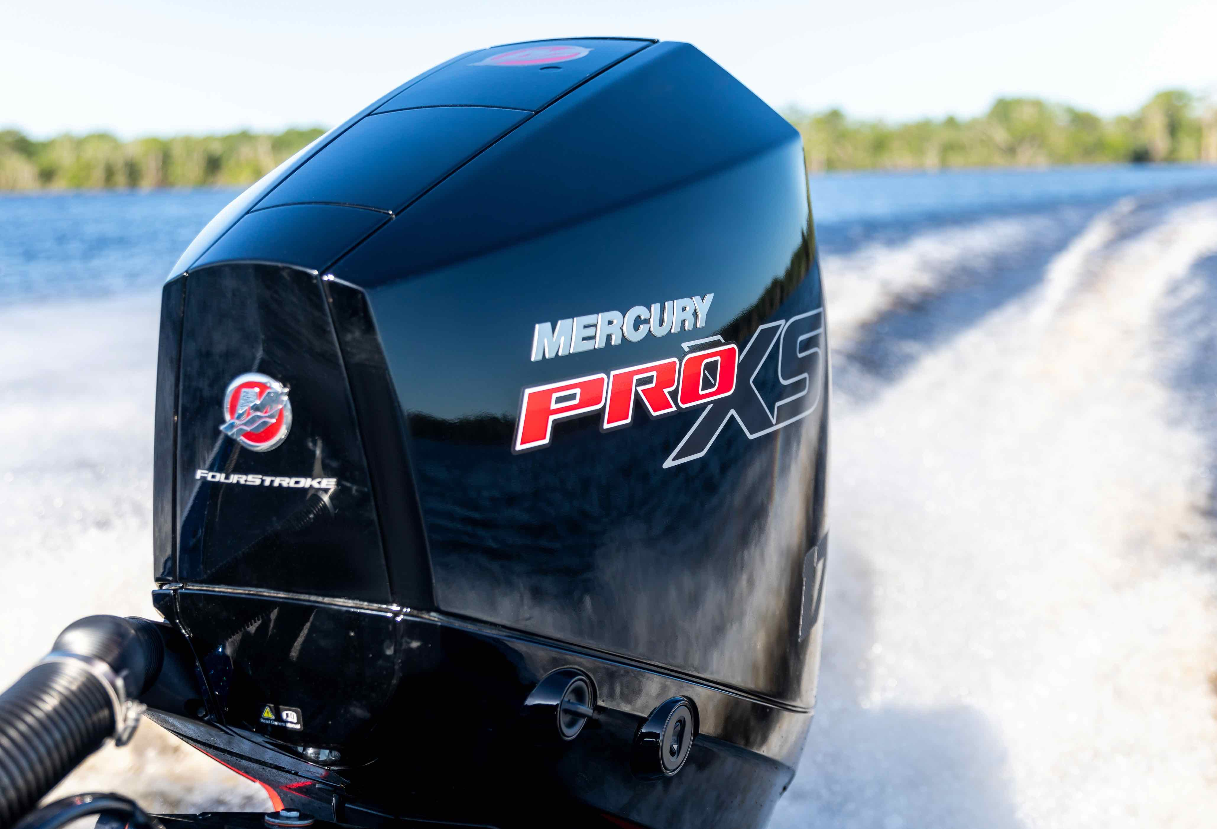 New V-8 and V-6 Engines for Mercury's Powerful Pro XS Range | ABT