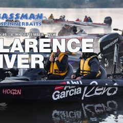 Bassman Spinnerbaits Clarence River BASS Pro (8/9th September) | Results
