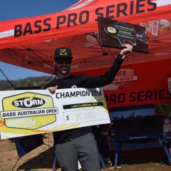 Storm Bass Australian Open, Glenbawn Dam | Final Results