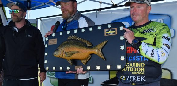 2018 Costa BREAM Grand Final | Results