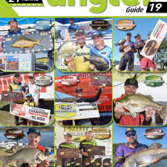 2019 Tournament Angler Guide