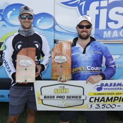 Final Results | Sufix BASS Pro Qualifier, Clarence River 2/3 March
