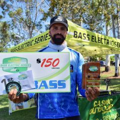 Final Results | Casino Outdoors BASS Electric Series, Richmond River Qualifier 10th March