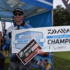 Final Results | Daiwa Botany Bay BREAM Qualifier, 23/24 March 2019