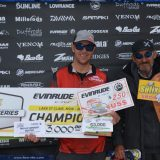 Final Results | Evinrude Lake St Clair BASS Pro Qualifier, 22/23 June 2019
