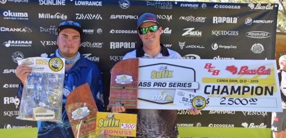 Final Results | Bass Cat Cania Dam BASS Pro Qualifier, 13/14 July 2019
