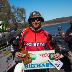 Final Results   Wivenhoe Dam BASS Electric Qualifier, 8th September 2019