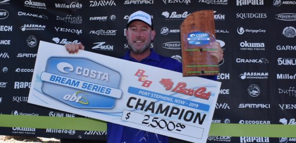 FINAL RESULTS | Bass Cat Port Stephens BREAM Qualifier, 19/20 October