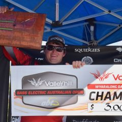 FINAL RESULTS | 2019 Valley Hill BASS Electric Australian Open , 12/13 Oct