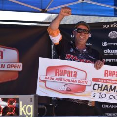 FINAL RESULTS: 2019 Rapala BASS Australian Open