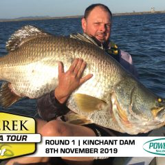 FINAL RESULTS | Zerek BARRA Tour, Power-Pole Kinchant Dam R1, 8th Nov