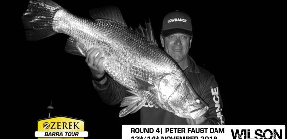 LIVE EVENT | 2019 Zerek BARRA Tour, Wilson Peter Faust 2-Night Event