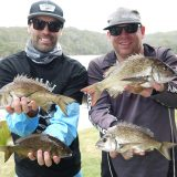 WA BREAM Classic | R1 Boat Results, Walpole