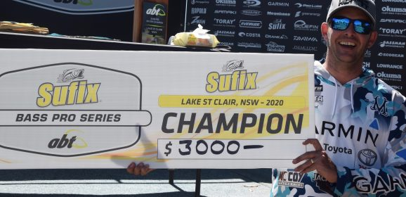 Final Results:  2020 Sufix BASS Pro Series, Sufix St Clair Qualifier (21/22 March)