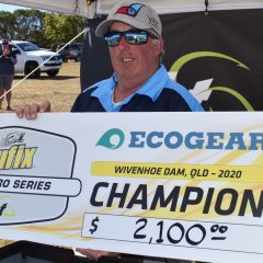2020 Sufix BASS Pro Series | Ecogear Wivenhone Dam (18/19 July) FINAL RESULTS