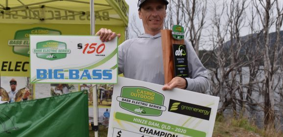 2020 Casino Outdoors BASS Electric Series | Hinze Dam Qualifier Final Results