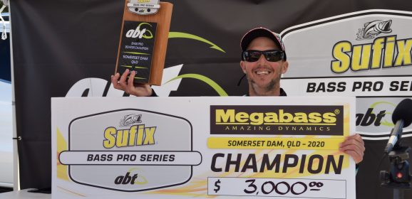 2020 Sufix BASS Pro Series | Megabass Somerset Dam Qualifier (8/9 Aug) FINAL RESULTS