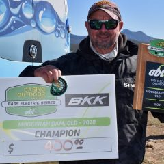 2020 Casino Outdoors BASS Electric | BKK Moogerah Dam Qualifier (23 Aug) FINAL Results