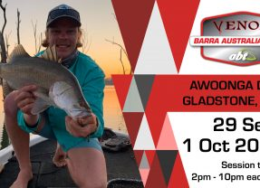 2020 Venom BARRA Australian Open | LIVE EVENT RESULTS