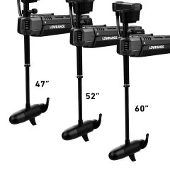 LOWRANCE® ANNOUNCES NEW GHOST® TROLLING MOTORS