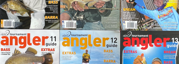 ABT Tournament Angler Guides – Past Issues