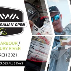 2021 Daiwa BREAM Australian Open (9-11 March) Event Coverage & Results