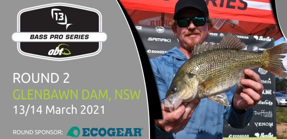 2021 • 13 Fishing BASS Pro Series | Ecogear Lake Glenbawn Qualifier (13/14 March)